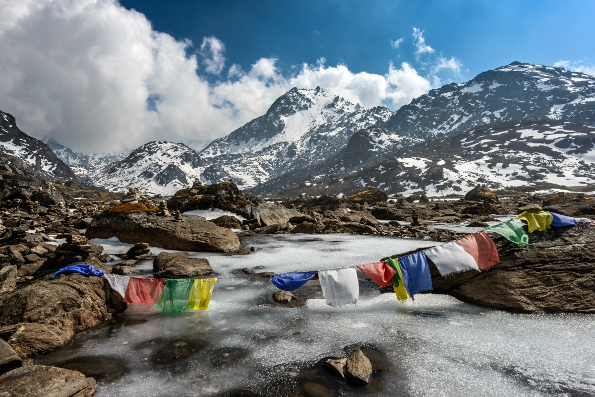 Holy Gosaikunda lake trek