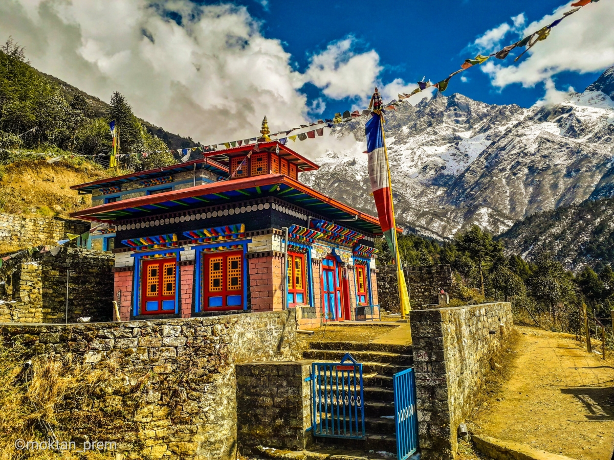 Everest Base Camp & Gokyo Renjo La Pass Trek